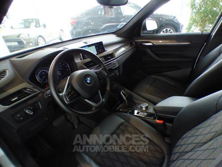 BMW X1 xDrive18dA 150ch xLine Euro6d-T Glaciersilber metallise Occasion - 7