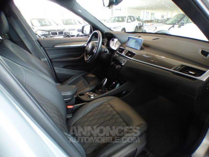 BMW X1 xDrive18dA 150ch xLine Euro6d-T Glaciersilber metallise Occasion - 8