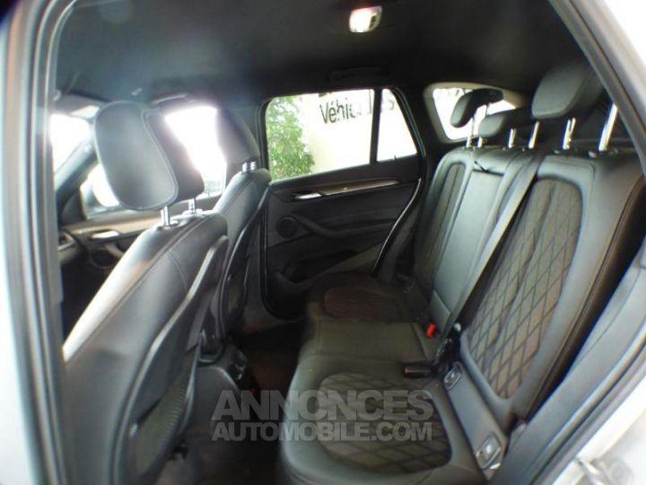 BMW X1 xDrive18dA 150ch xLine Euro6d-T Glaciersilber metallise Occasion - 9