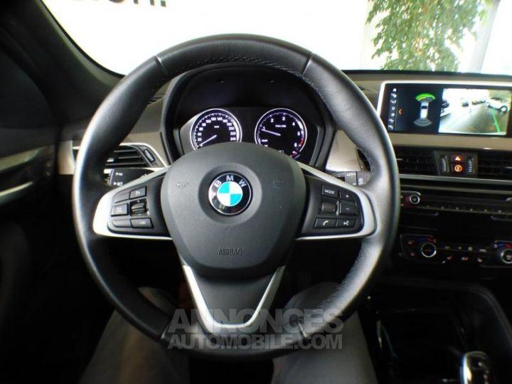 BMW X1 xDrive18dA 150ch xLine Euro6d-T Glaciersilber metallise Occasion - 11