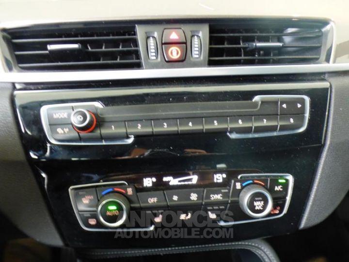 BMW X1 xDrive18dA 150ch xLine Euro6d-T Glaciersilber metallise Occasion - 19