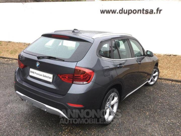 BMW X1 xDrive20d 184ch xLine GRIS C Occasion - 2