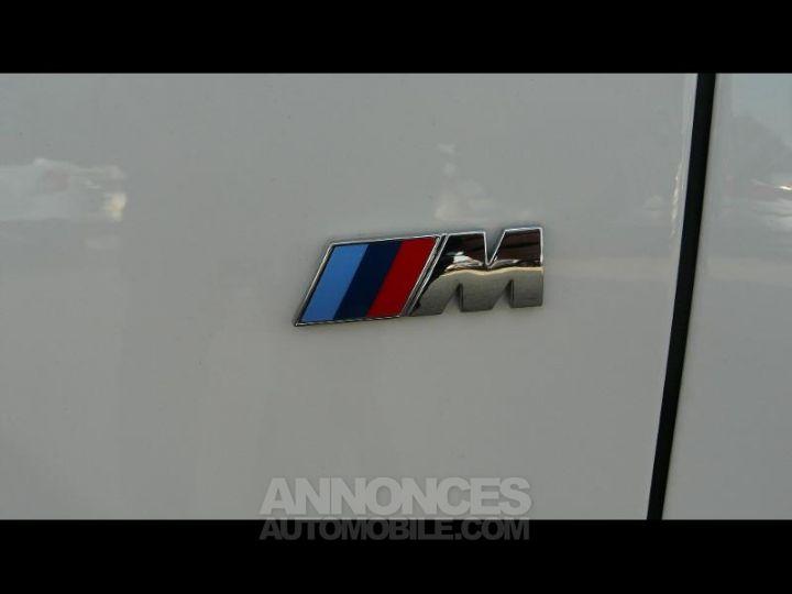 BMW X1 xDrive20dA 190ch M Sport Euro6c BLANC Occasion - 4