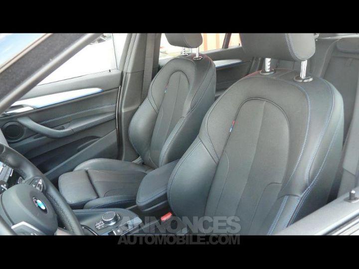 BMW X1 xDrive20dA 190ch M Sport Euro6c BLANC Occasion - 5