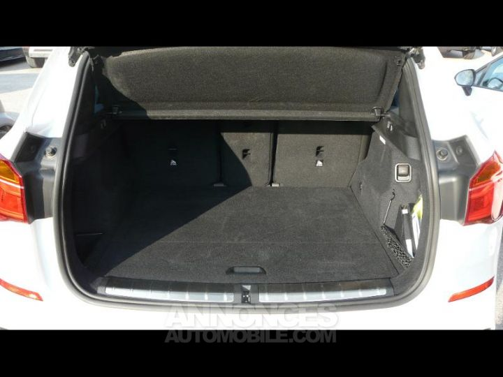 BMW X1 xDrive20dA 190ch M Sport Euro6c BLANC Occasion - 13