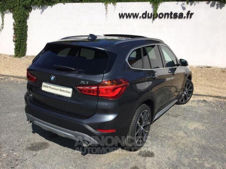 BMW X1 xDrive20dA 190ch xLine Mineralgrau métallisée Occasion - 2