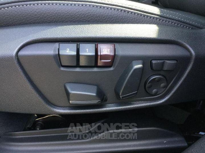 BMW X1 xDrive20dA 190ch xLine Mineralgrau métallisée Occasion - 9