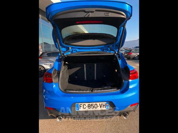 BMW X2 xDrive20dA 190ch M Sport Misano Blau metallise Occasion - 5