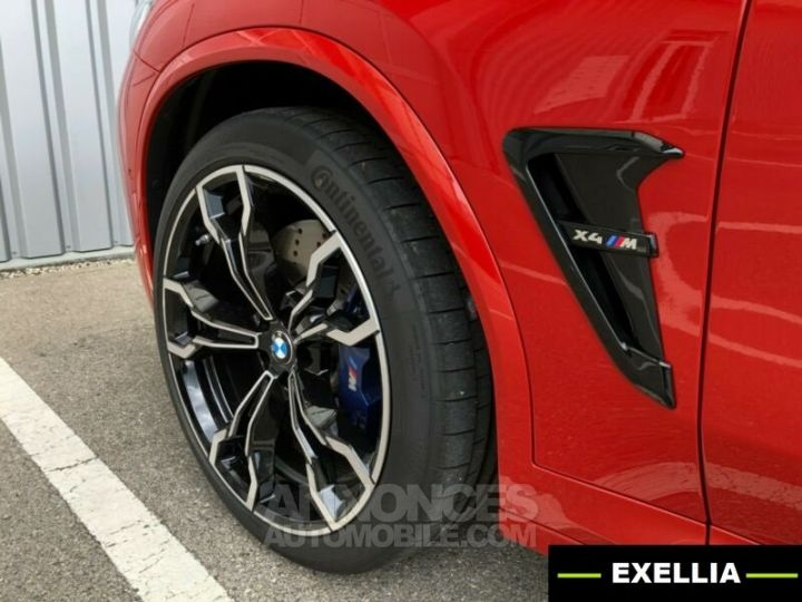BMW X4 M COMPETITION 510 ROUGE TORONTO Occasion - 9