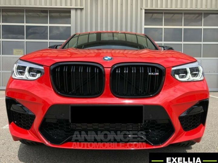 BMW X4 M COMPETITION 510 ROUGE TORONTO Occasion - 10