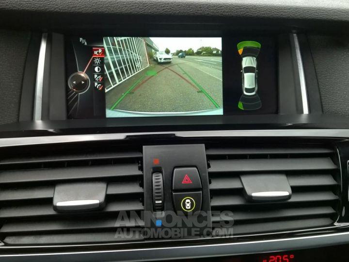 BMW X4 XDRIVE30DA 258CH M SPORT Gris Occasion - 9
