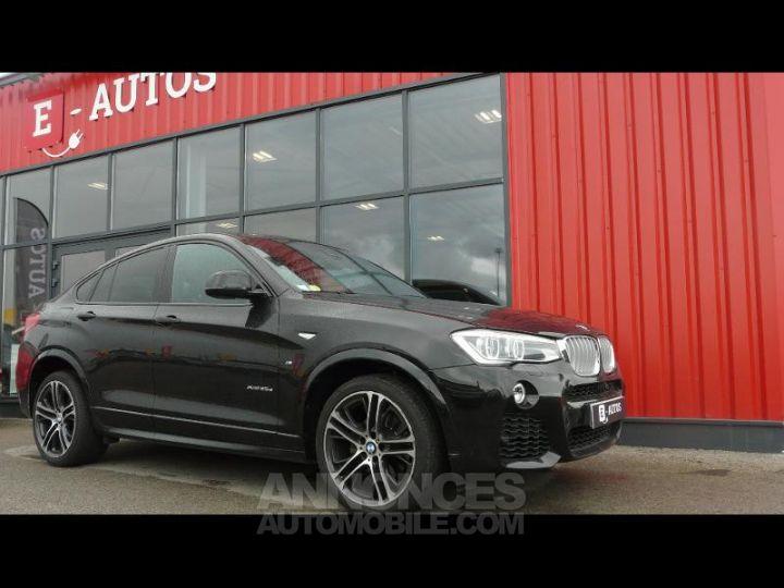 BMW X4 xDrive35dA 313ch M Sport Noir Métal Occasion - 1