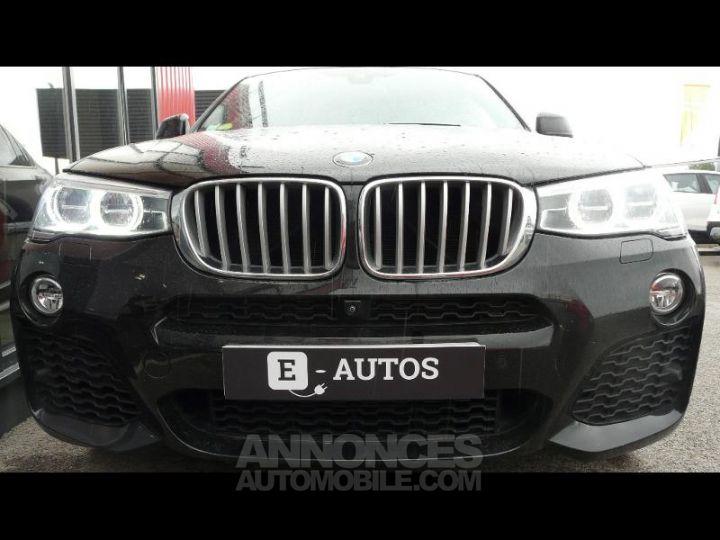 BMW X4 xDrive35dA 313ch M Sport Noir Métal Occasion - 2