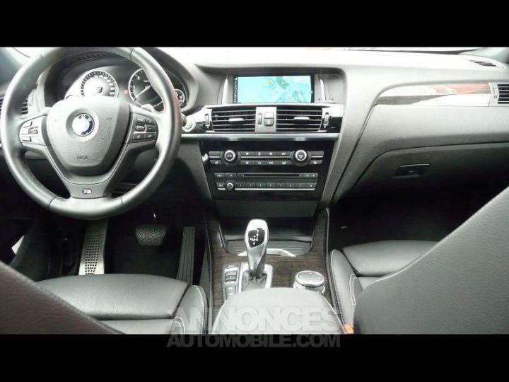 BMW X4 xDrive35dA 313ch M Sport Noir Métal Occasion - 5