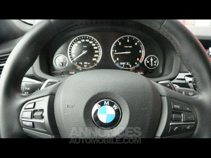 BMW X4 xDrive35dA 313ch M Sport Noir Métal Occasion - 7