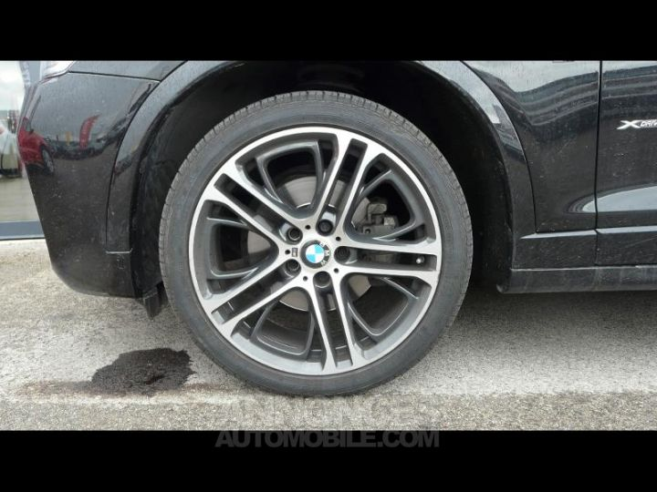 BMW X4 xDrive35dA 313ch M Sport Noir Métal Occasion - 16