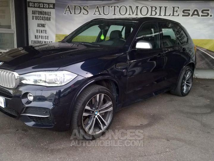 BMW X5 M50D 381CH Noir Occasion - 2