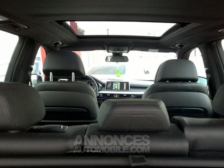 BMW X5 M50D 381CH Noir Occasion - 3