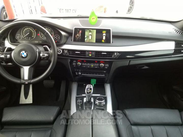 BMW X5 M50D 381CH Noir Occasion - 4