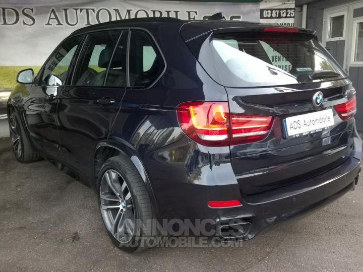 BMW X5 M50D 381CH Noir Occasion - 6