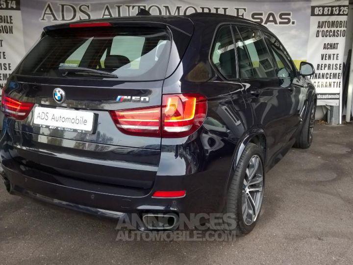 BMW X5 M50D 381CH Noir Occasion - 7