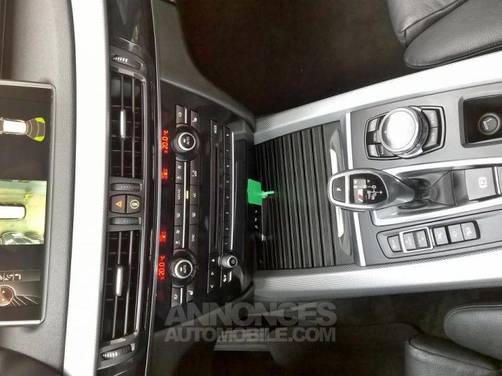 BMW X5 M50D 381CH Noir Occasion - 11