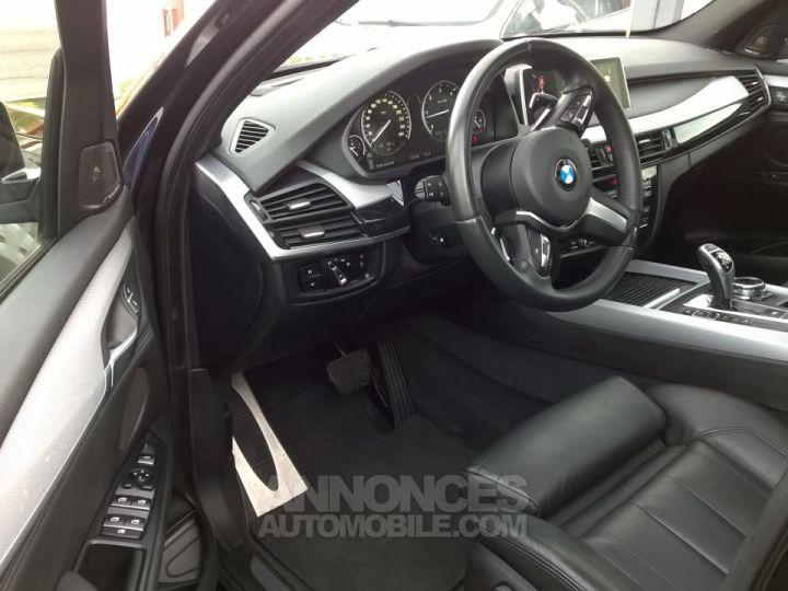 BMW X5 M50D 381CH Noir Occasion - 14
