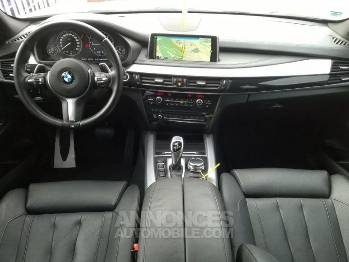 BMW X5 M50D 381CH  Blanc Occasion - 5