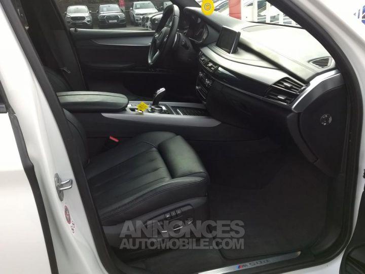 BMW X5 M50D 381CH  Blanc Occasion - 6
