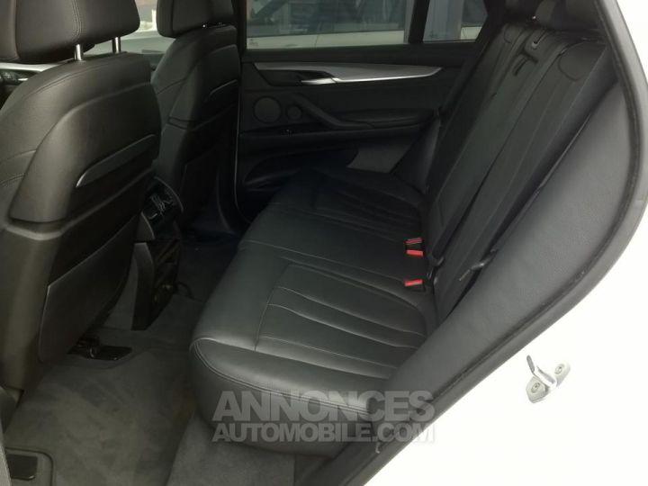 BMW X5 M50D 381CH  Blanc Occasion - 9