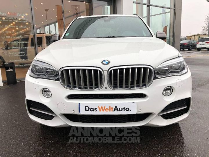 BMW X5 M50d 381ch Alpinweiss Occasion - 5