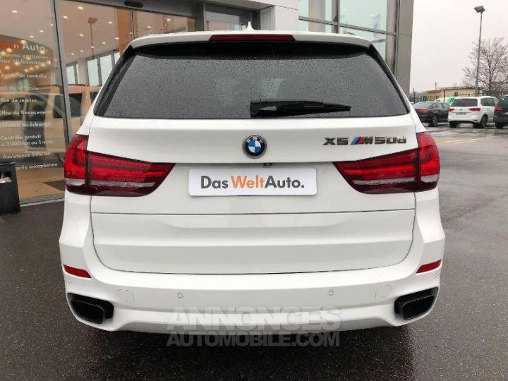 BMW X5 M50d 381ch Alpinweiss Occasion - 6