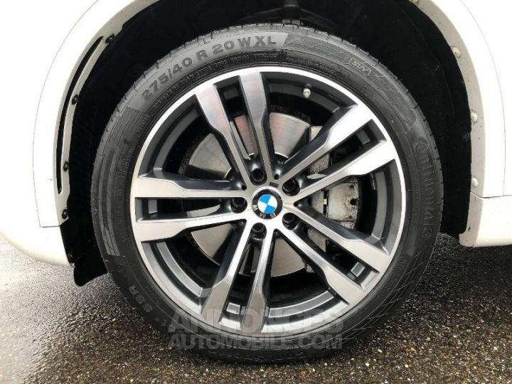 BMW X5 M50d 381ch Alpinweiss Occasion - 16