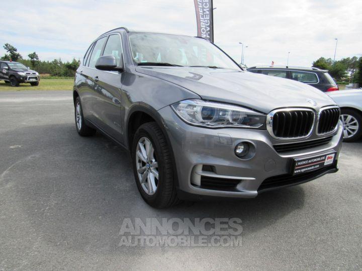 BMW X5 sDrive25dA 231ch Lounge Plus GRIS Occasion - 1