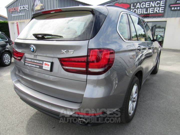 BMW X5 sDrive25dA 231ch Lounge Plus GRIS Occasion - 3