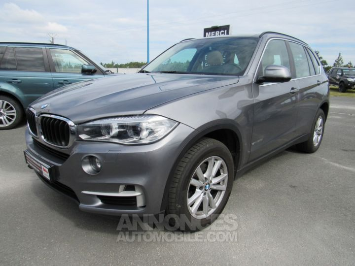 BMW X5 sDrive25dA 231ch Lounge Plus GRIS Occasion - 4