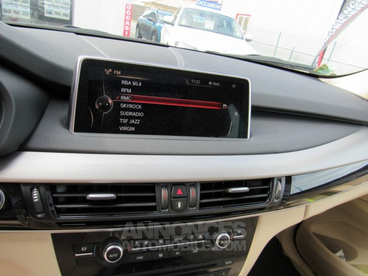 BMW X5 sDrive25dA 231ch Lounge Plus GRIS Occasion - 5