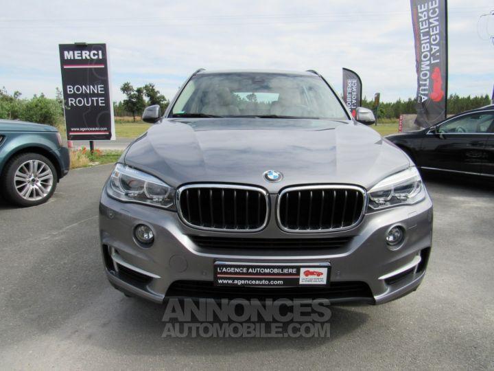 BMW X5 sDrive25dA 231ch Lounge Plus GRIS Occasion - 8