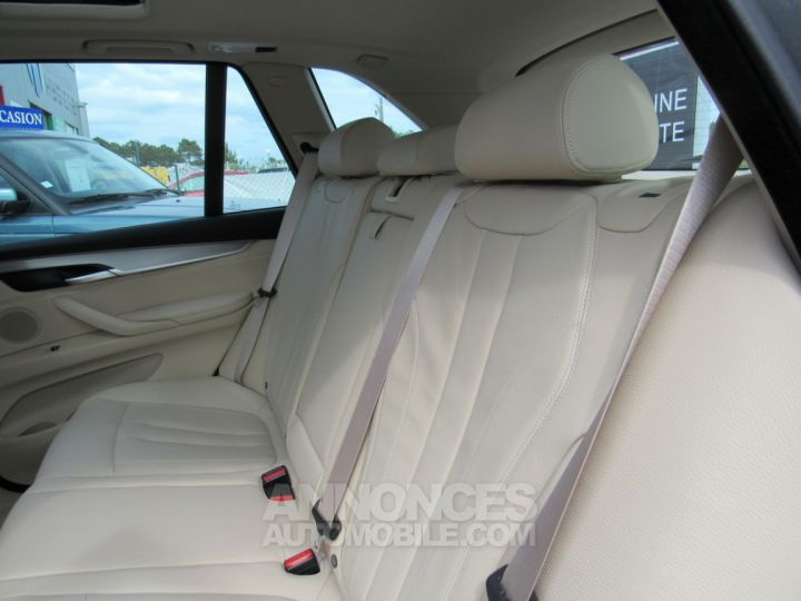BMW X5 sDrive25dA 231ch Lounge Plus GRIS Occasion - 9