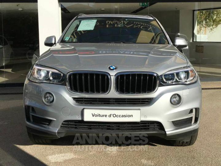 BMW X5 xDrive25dA 218ch Lounge Plus Glaciersilber metallise Occasion - 2