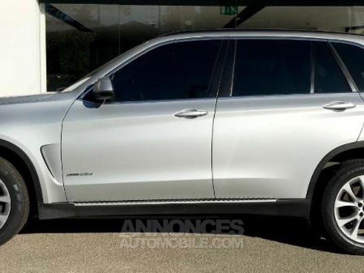 BMW X5 xDrive25dA 218ch Lounge Plus Glaciersilber metallise Occasion - 3