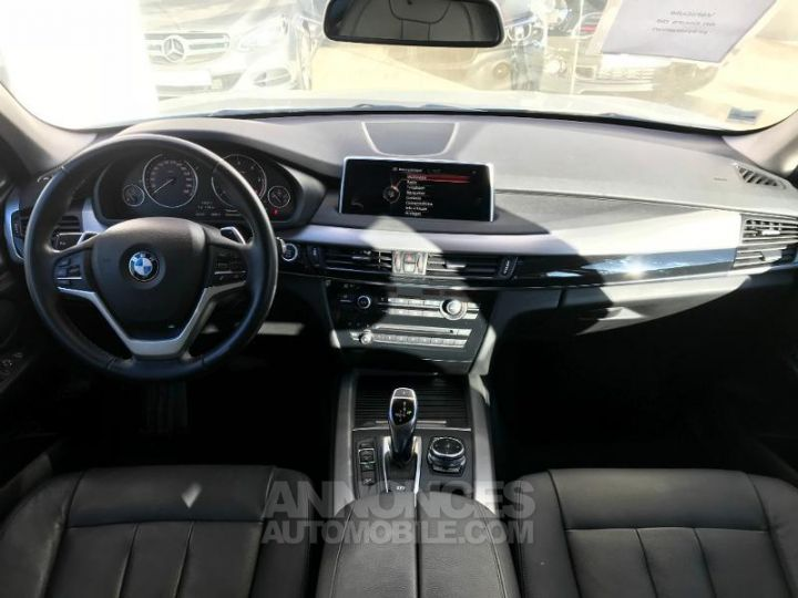 BMW X5 xDrive25dA 218ch Lounge Plus Glaciersilber metallise Occasion - 7