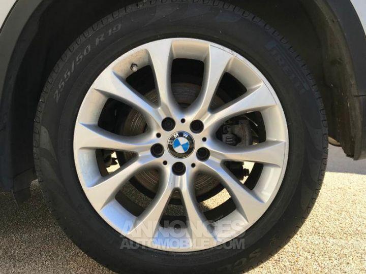 BMW X5 xDrive25dA 218ch Lounge Plus Glaciersilber metallise Occasion - 12