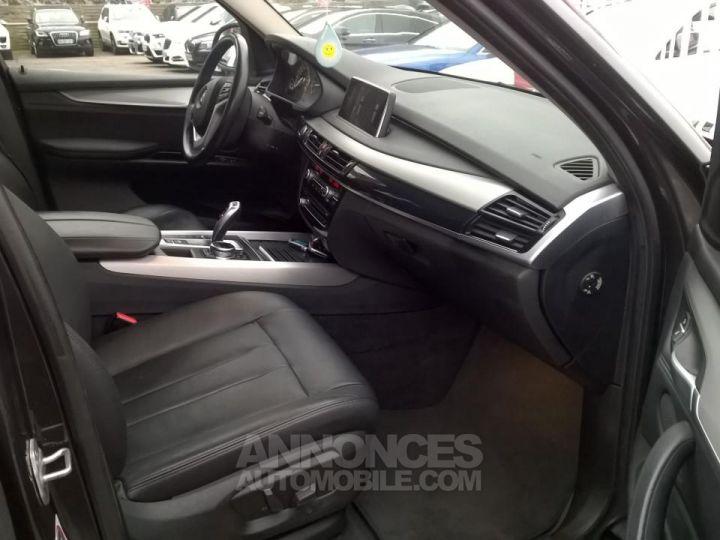 BMW X5 XDRIVE30D 258CH 7PLACE Lounge Plus A Gris Occasion - 5