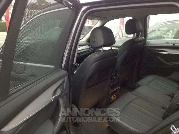 BMW X5 XDRIVE30D 258CH 7PLACE Lounge Plus A Gris Occasion - 11
