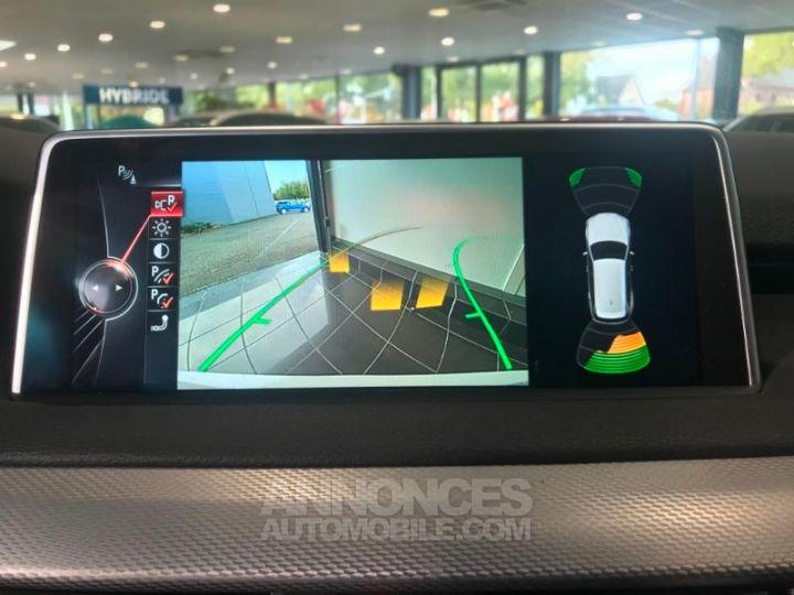 BMW X5 xDrive30dA 258ch M Sport BLANC Occasion - 11
