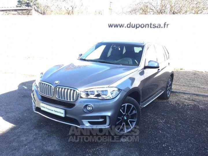 BMW X5 xDrive30dA 258ch xLine GRIS F Occasion - 1