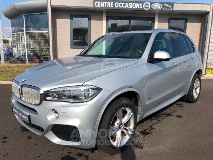 BMW X5 xDrive40dA 313ch M Sport GRIS ALU Occasion - 1