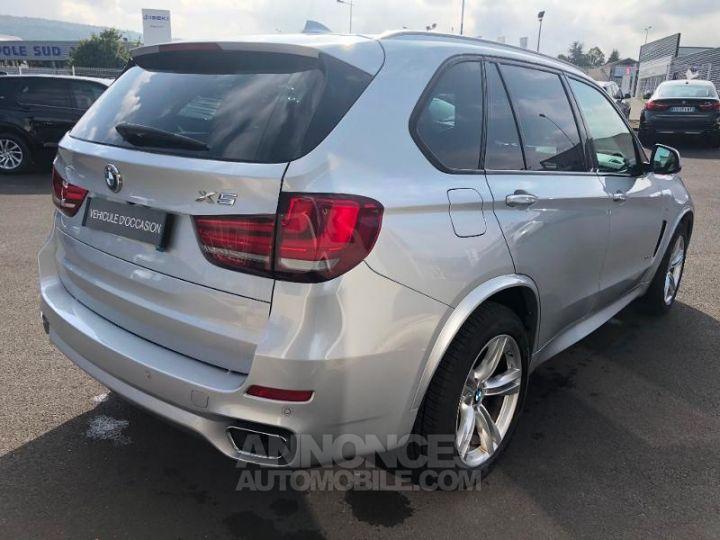 BMW X5 xDrive40dA 313ch M Sport GRIS ALU Occasion - 4