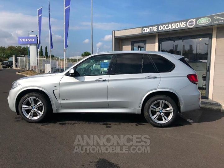 BMW X5 xDrive40dA 313ch M Sport GRIS ALU Occasion - 7